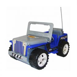 Police Jeep