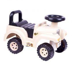 Montable Brinca Jeep Militar