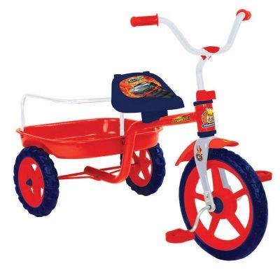Triciclo Carga y Volteo Rojo R-14