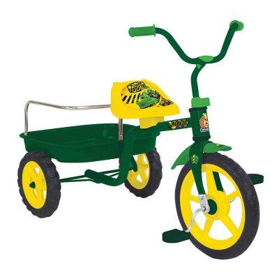 Triciclo Carga y Volteo Verde R-14