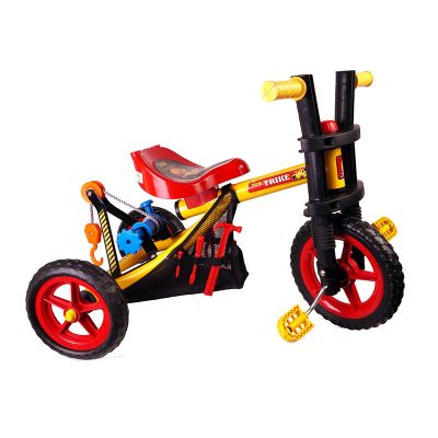Triciclo Grua