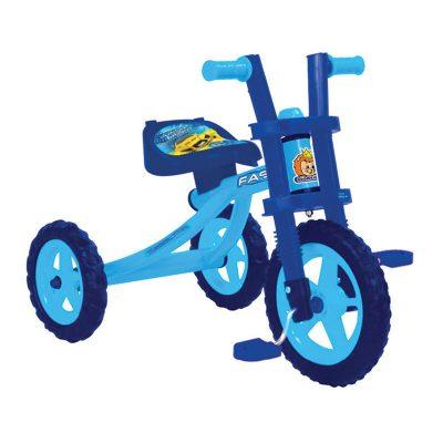 Triciclo V-Raptor Azul R-12